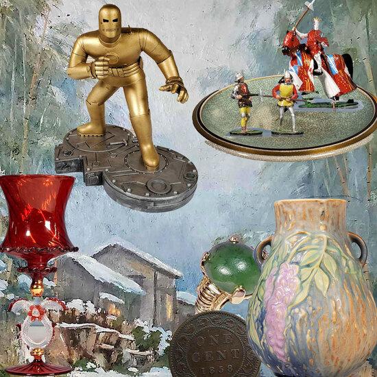 June 2021 Antique & Vintage Auction