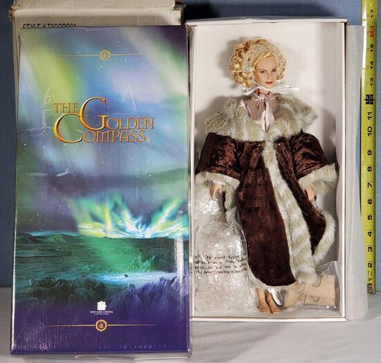 Robert Tonner Bolvangar Chill Golden Compass Nicole Kidman Doll in Original Box