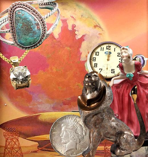 October 2021 Antique & Vintage Auction