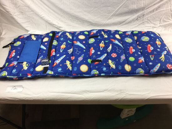 SPACE PATTERN CHANGING TABLE PAD