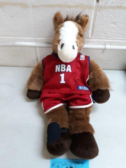 Plush, NBA 1 Horse