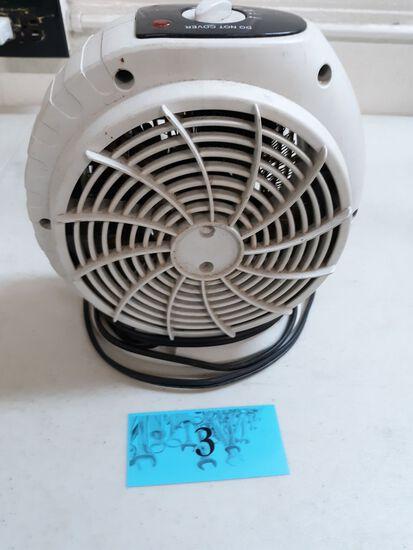 WarmWave small heater fan