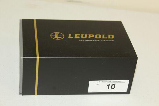 Leupold Packout Matte Black Frame Polarized Sunglasses