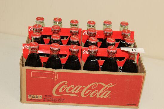Case (24) of Clemson Coca-Cola 2018 National Champions