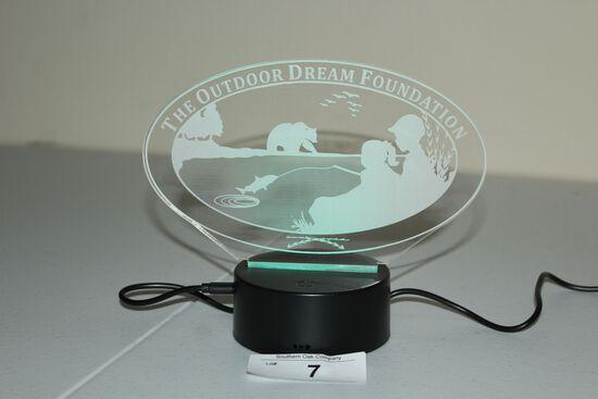 The Outdoor Dream Foundation Logo Light