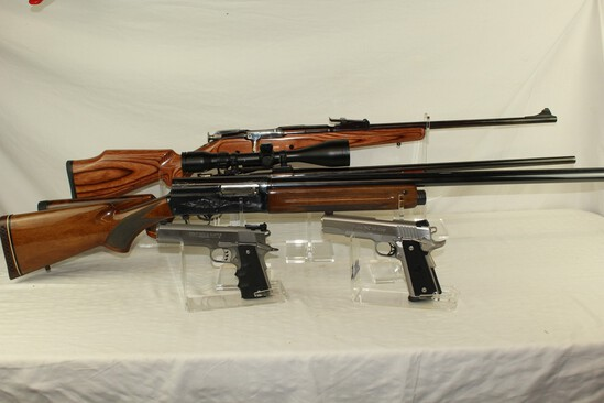 Memorial Day Online Firearms Auction