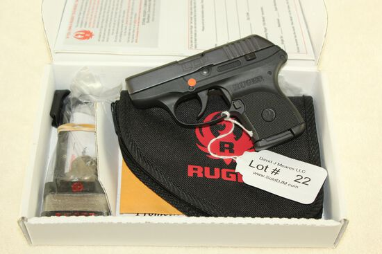 New Ruger LCP .380 Auto. Pistol