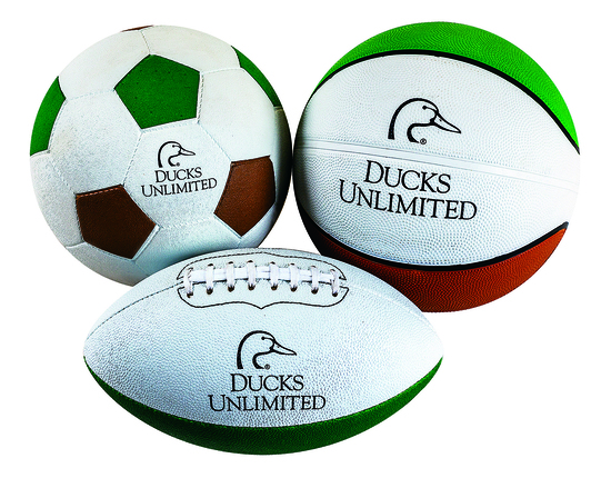 3 Piece Sports Ball Set