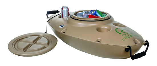 30qt Floating Cooler