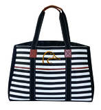 Ladies' Striped Bag Set