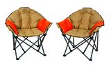 2 Piece Club Chair Set