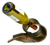 Feather Wine Bottle Holder