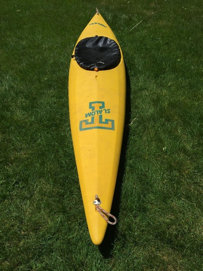 T Slalom Prjon Kayak