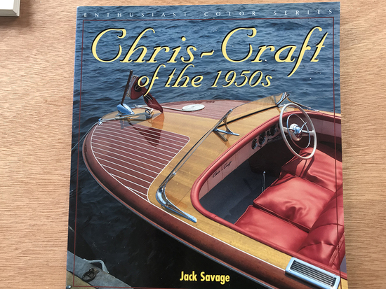 Chris Craft of the 50s - Book
