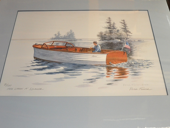 Peter Ferber Limited Prints - Pair 1 of 2