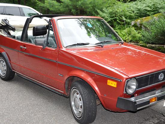 1982 Volkswagon Rabbit