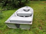 1996 Sylvan Aluminum Boat