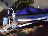 1977 Correct Craft 17 ft Mustang Ski Boat