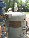 1920s Palmer 1 cyl Marine Engine - restored