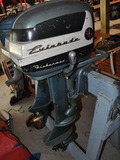 Evinrude Fisherman Motor