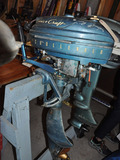 Chris Craft Challenger Motor