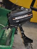 Mercury 2.2 Motor