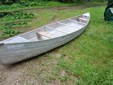 Aluminum Canoe 54