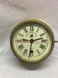 Royal Navy Ships Clock