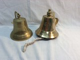 Ships Bells Marked Titanic and u s n