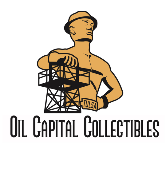 Oil Capital Collectibles Service Pin/Badge Auction