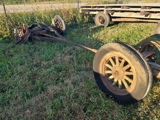 Antique Running Gear