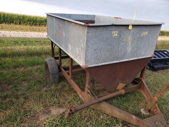 Heider Auger Wagon