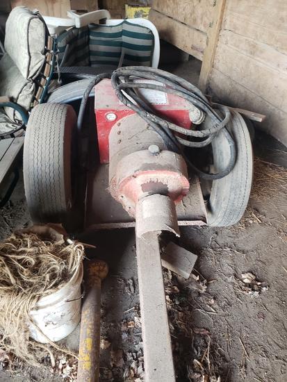WinPower 25KW Pto Generator on cart