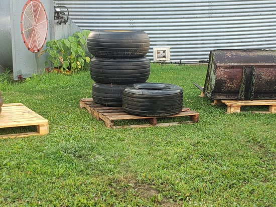 Implement Tires