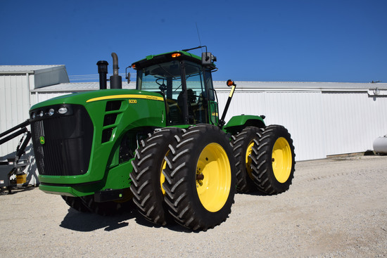 JD 9230 4WD Tractor