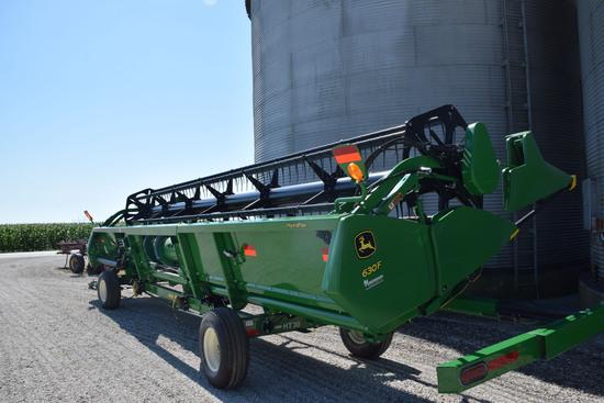 JD 630F Grain Platform