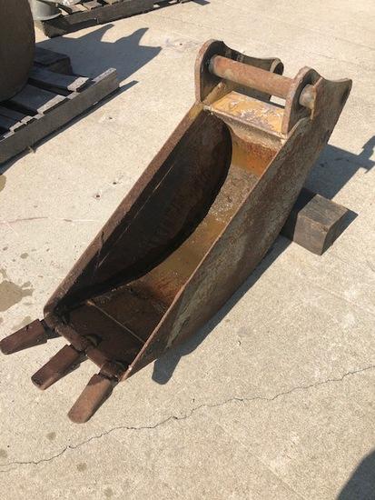 """12"""" Backhoe Bucket"""