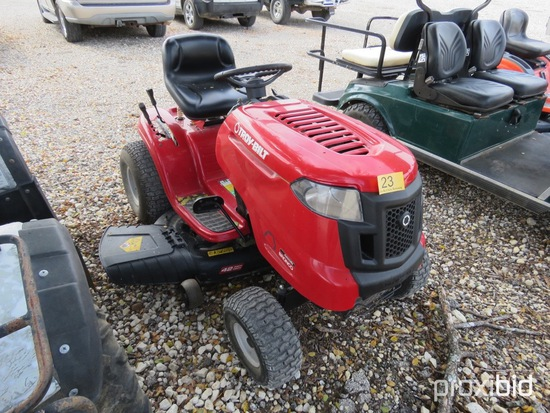 Troybilt Bronco Riding Mower Serial # 1j215h20336