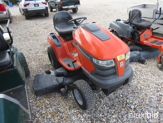 Husquarvana Yth2454 Riding Mower 021209a001227