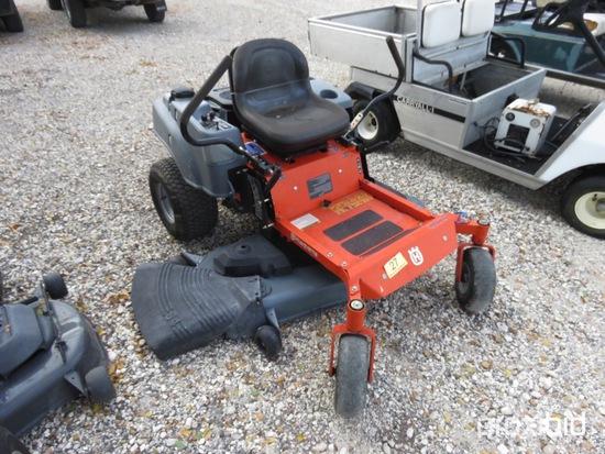 Husquarvana Rz5424 Zero Turn Mower 052512l005272