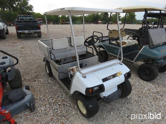 Carryall Golf Cart (not Running) No Battery F9711-563802