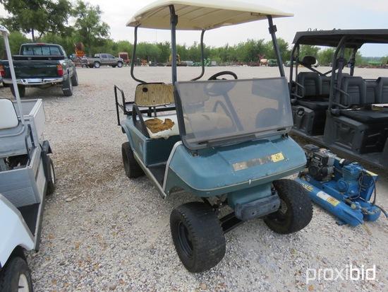 Club Car Golf Cart (not Running) No Battery Aa0344-345324