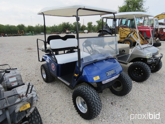 Ez Go Golf Cart (gas) Serial # 1369385