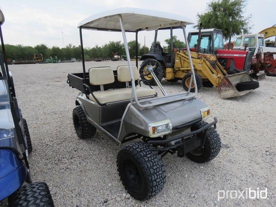 Club Car Golf Cart Serial # A9815-656173