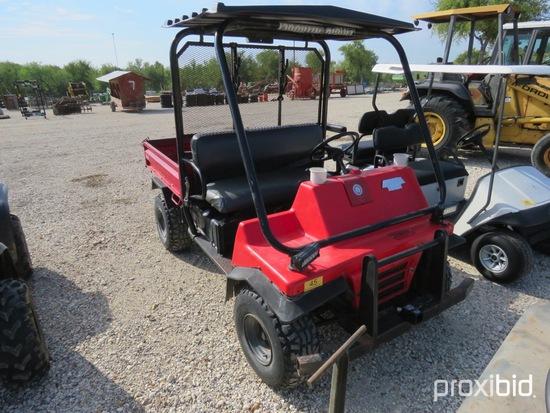 Kawasaki 2510 Mule Vin # Jk1ae0atxpb50146