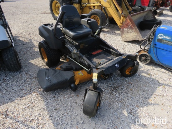 Craftsman Zero Turn Mower W/ Manual Serial # 073014b001963