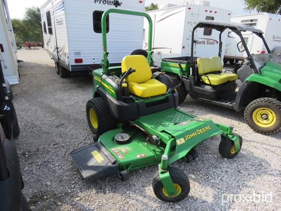 Jd 997 Zero Turn Mower (diesel) Engine Serial # Xch3013b215007 Appx 839 Hours