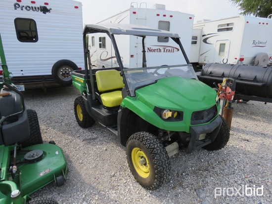 2016 Jd Gator 560am147296 Appx 1,234 Hours