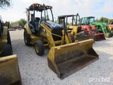 Cat 416e Backhoe Serial # Cat0416eh5ha01372 Appx 3,611 Hours