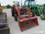 Mf 231 Tractor W/ Loader Serial # 03039